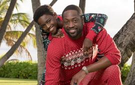 Dwyane Wade Dyes His Hair Red Only A Day After Showing Off Pink Hair Makeover - Check Out The Cute TikTok Video With Daughter Zaya!