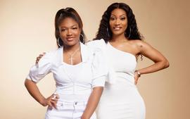 Erica Dixon And Daughter Emani Richardson Go Makeup-Free In Flawless Photos That Have 'Love & Hip Hop: Atlanta' Fans Begging For Their Secret Routine