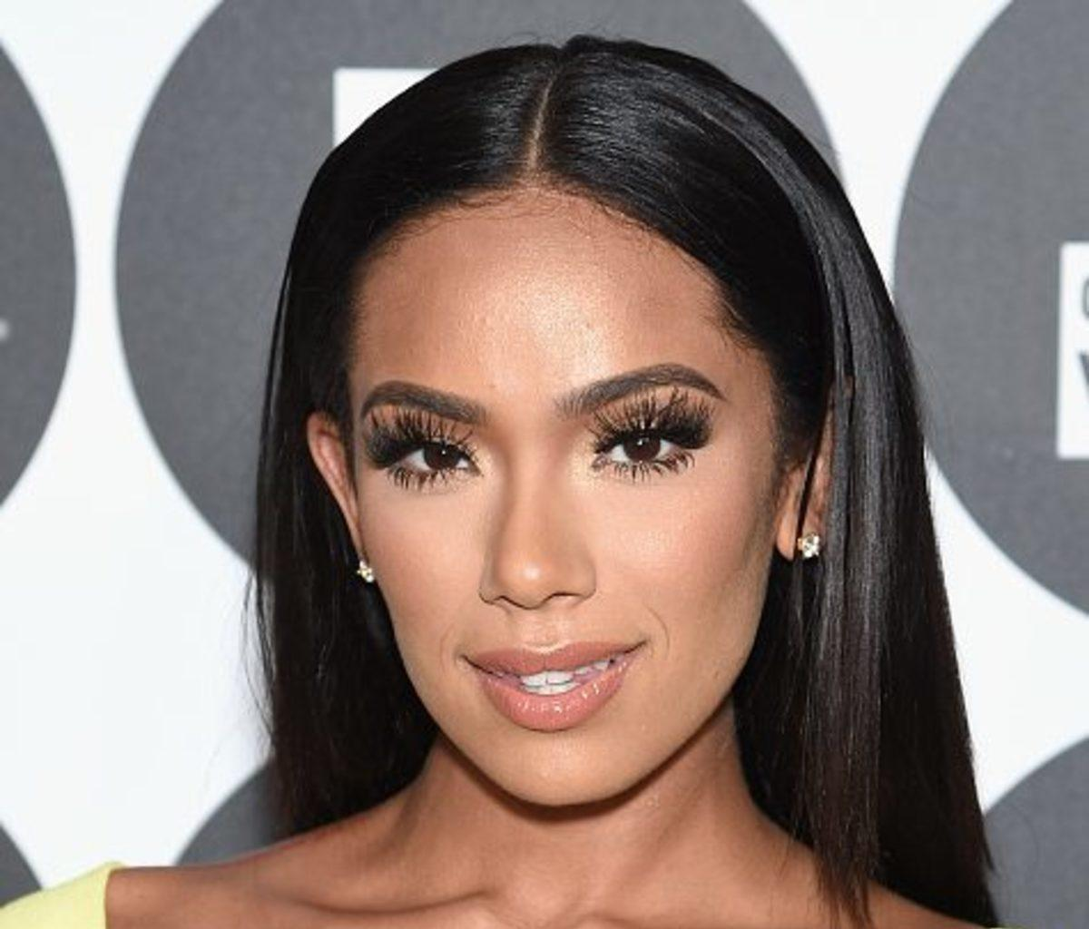 Erica Mena Reveals One Of Her Secrets For A Flawless Skin