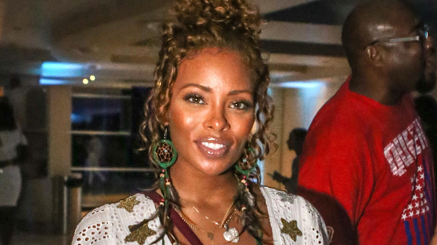 Eva Marcille Breaks Down While Discussing Kevin McCall During RHOA Reunion