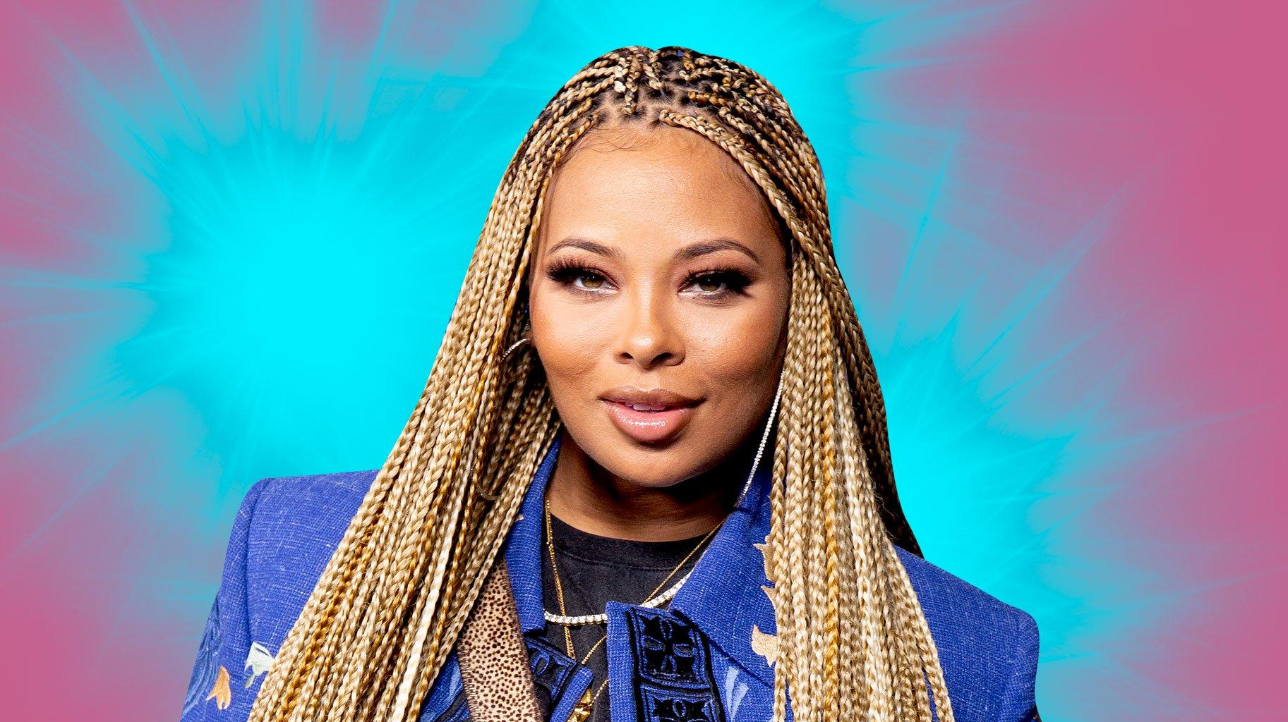 Eva Marcille Praises Mike Sterling Who Fights For Equality