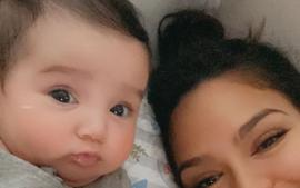 Cassie Lets The World Hear Baby Frankie's Sweet Voice In Video Posted By Husband Alex Fine