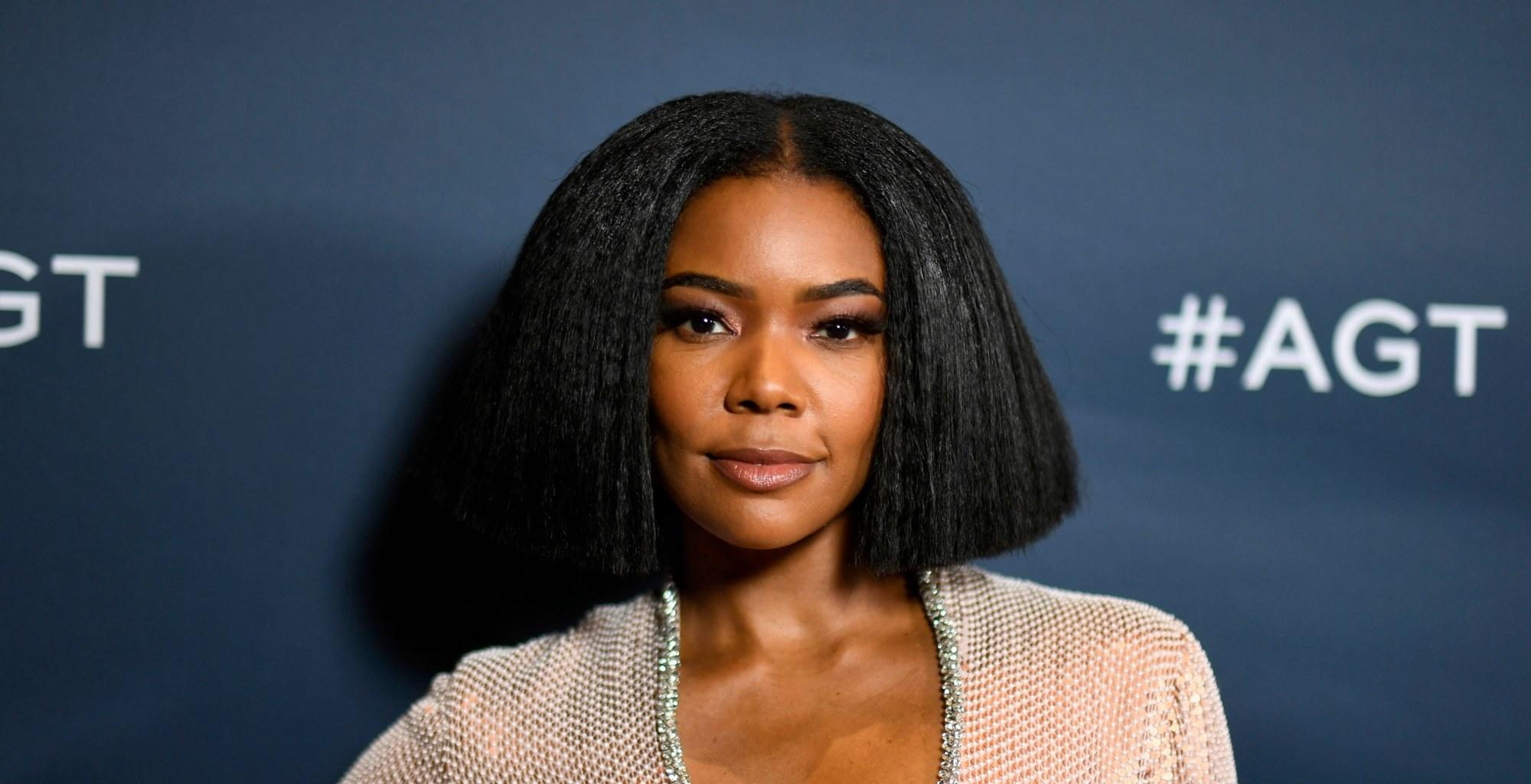 Gabrielle Union Looks Like A Teenager In New Photos With Husband Dwyane Wade's Daughter, Zaya