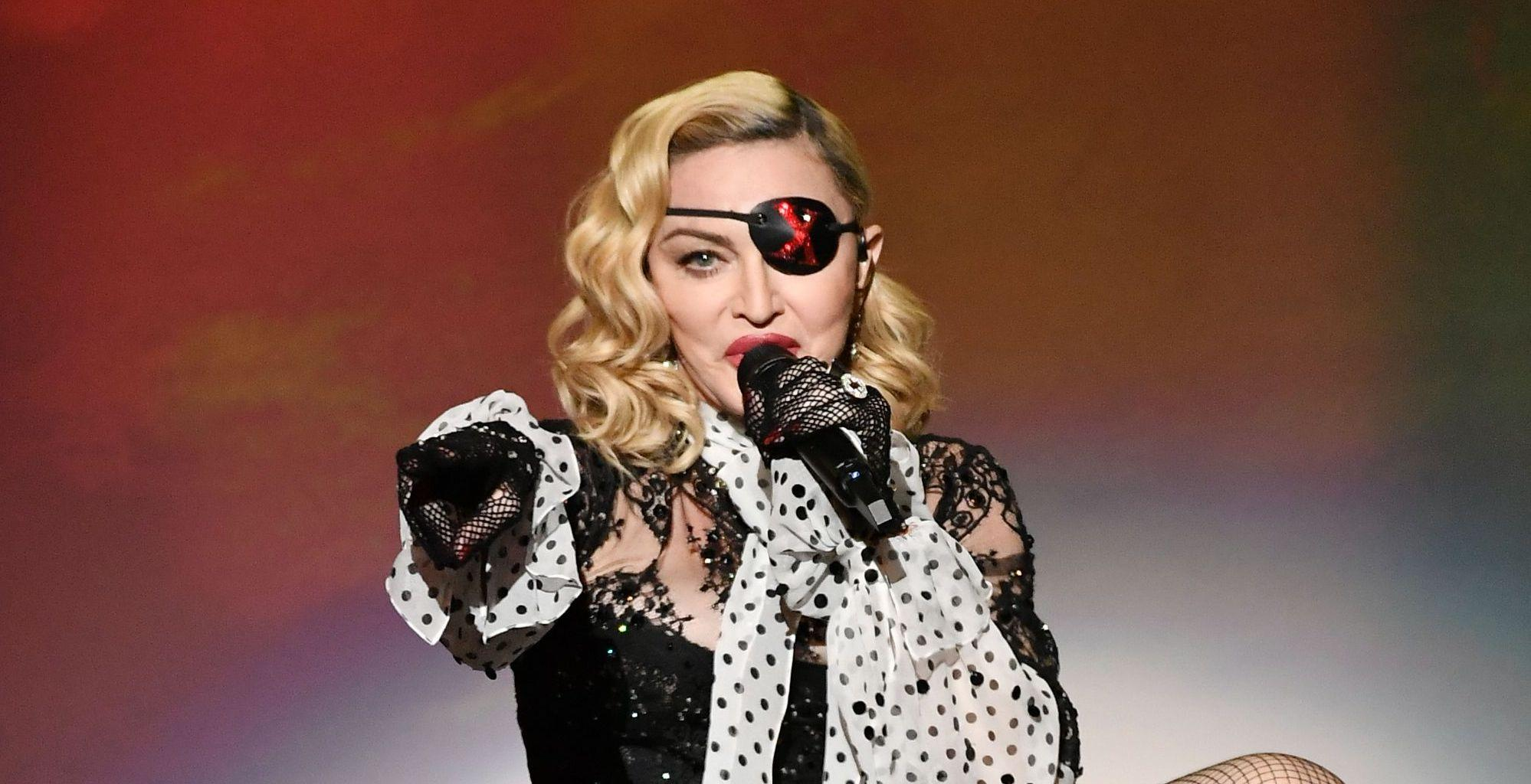 Madonna Gets Criticized For 'Insensitive' George Floyd Tribute - 'Completely Tone-Deaf!'