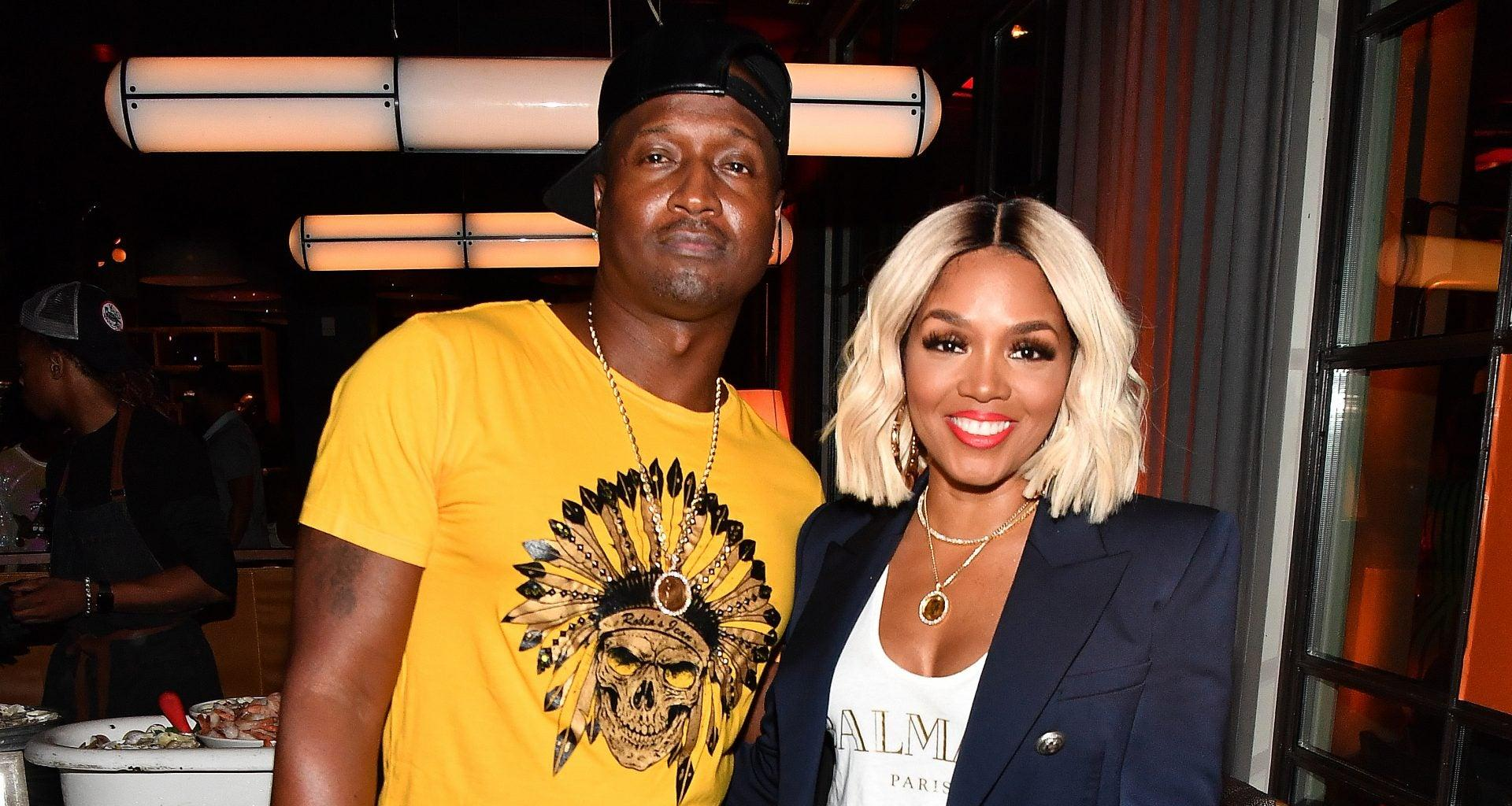 Rasheeda Frost Gets Excited About Her 'Handyman' Kirk Frost - Check Him Out Working At Home