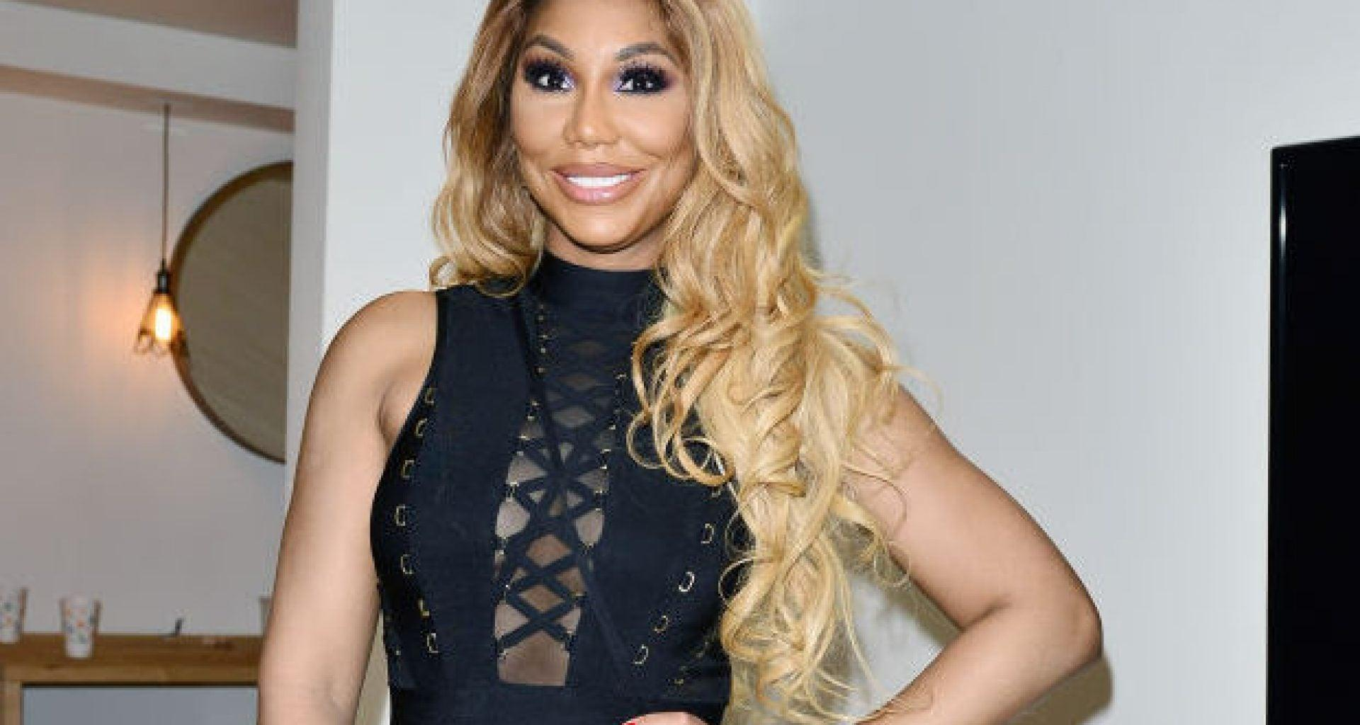 Tamar Braxton Has A Special Gift For The World - Check Out Her Amazing Surprise