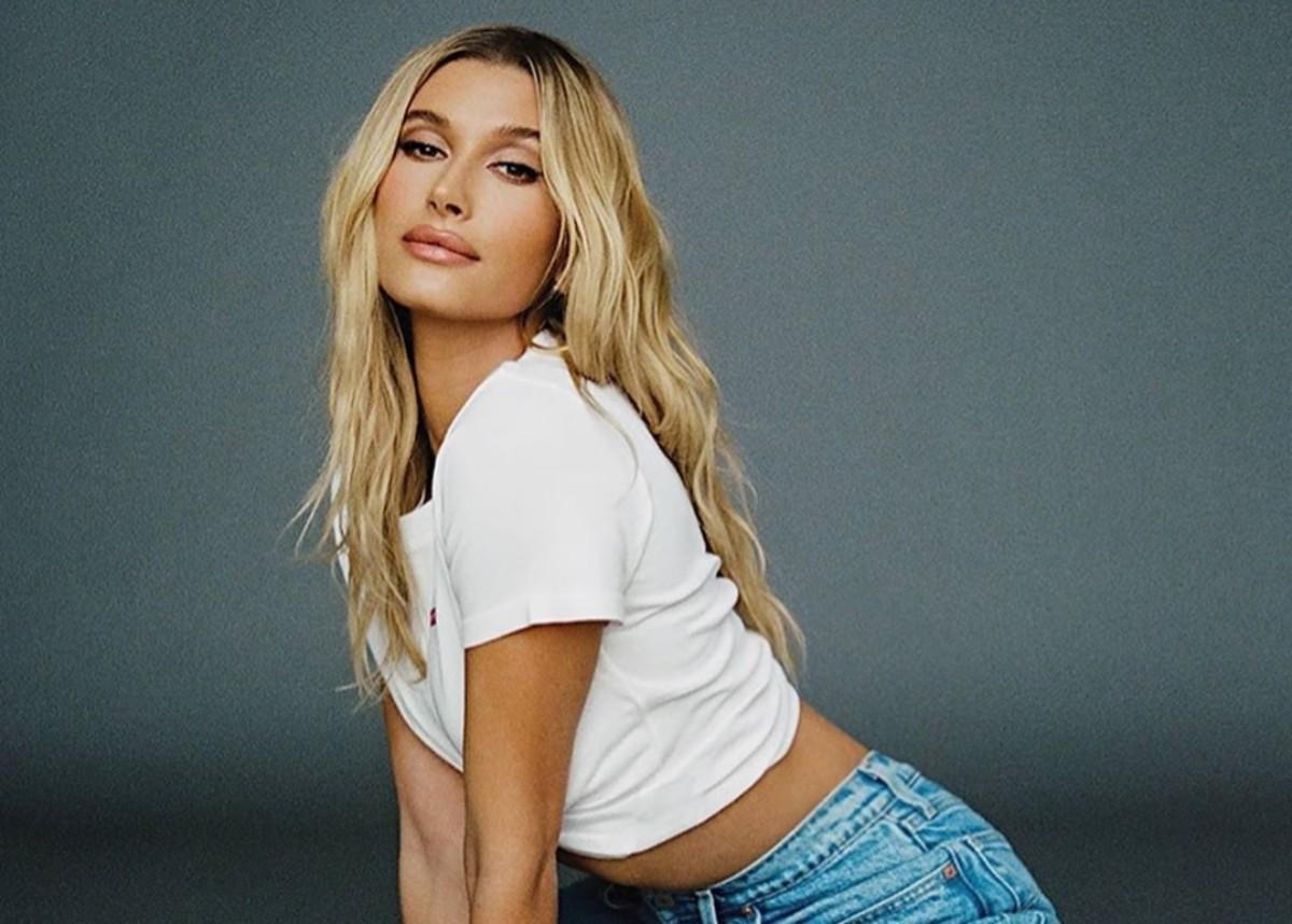 Hailey Baldwin Bieber Sizzles In New Levi's Campaign