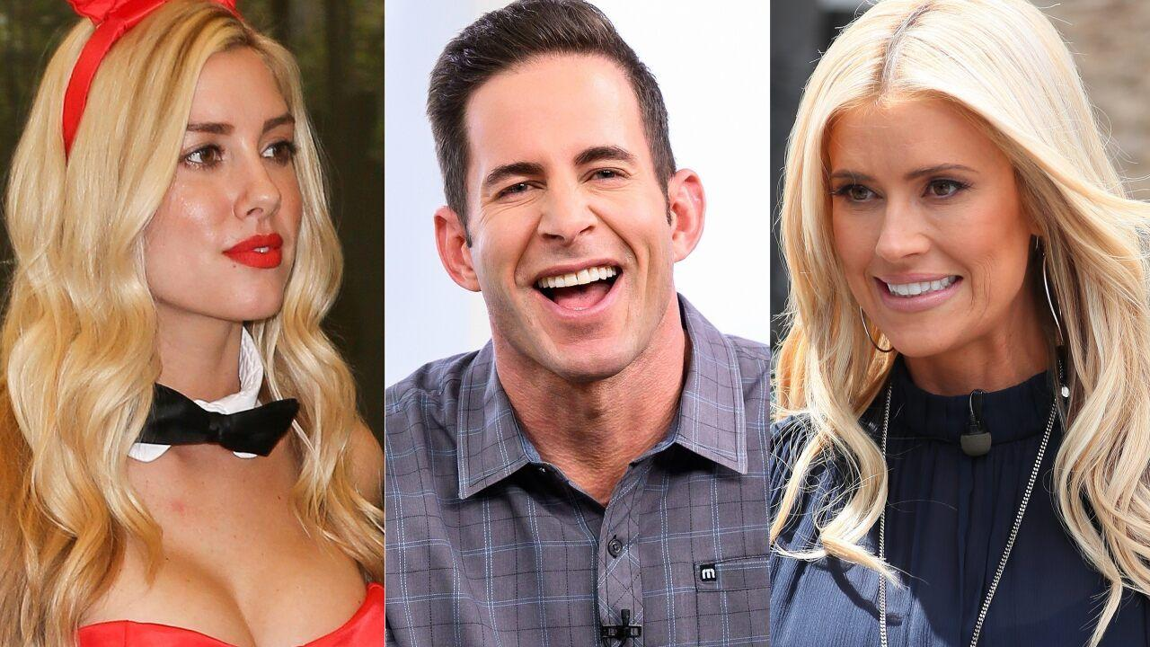 Heather Rae Young Talks Relationship With BF Tarek El Moussa's Ex-Wife Christina Anstead And Potentially Marrying Him!