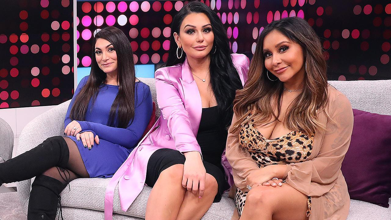 JWoww, Snooki And Deena Cortese Reportedly 'Still Feel Horrible' Over Ruining Angelina Pivarnick's Wedding!