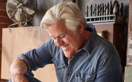 Jay Leno's Garage Returns May 20 With Blake Shelton, Kelly Clarkson, Tim Allen, Danny Trejo, And More Will Appear
