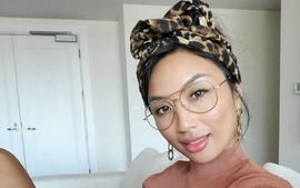 Jeannie Mai Catches Herself Looking Pretty In New Photos While Being As Woke As Her Future Husband, Jeezy