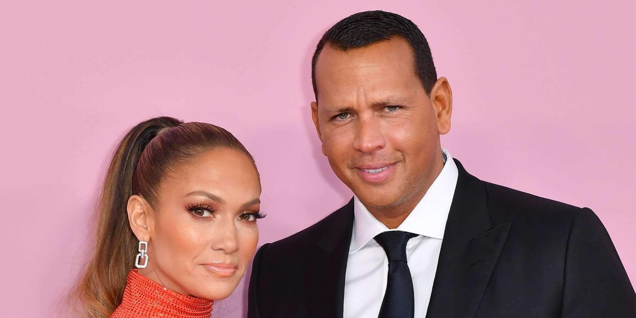 Jennifer Lopez And Alex Rodriguez - Inside Their Wedding Plans After Original Date Got Cancelled Due To The Pandemic!