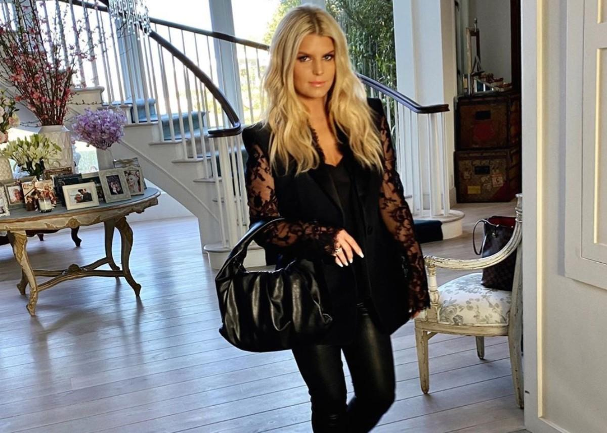 Is Jessica Simpson Struggling With Her Sobriety Due To The Coronavirus Pandemic?