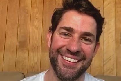 John Krasinski Explains Why He Sold 'Some Good News' To ViacomCBS