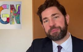 Is John Krasinski's Success Going To His Head? Some Say Yes!