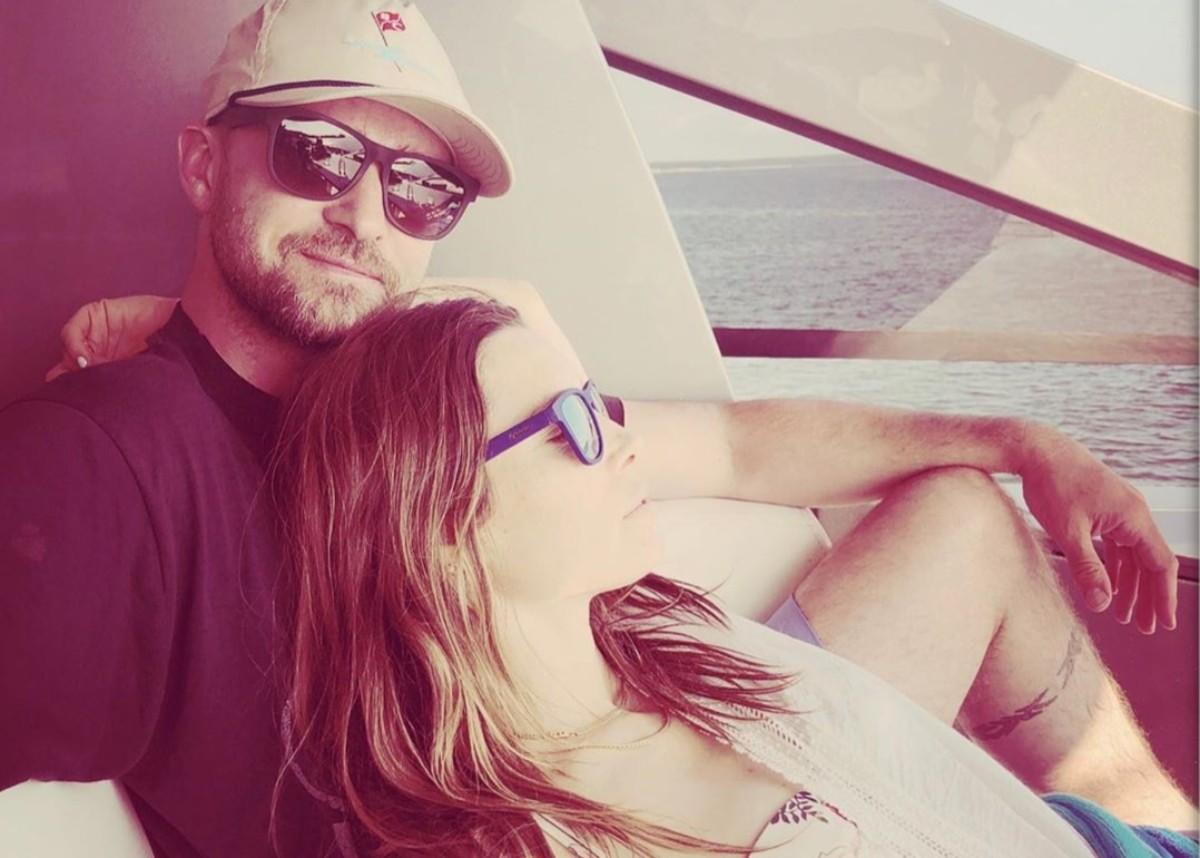 Justin Timberlake Praises Jessica Biel And Calls Her 'My Love' On Mother's Day