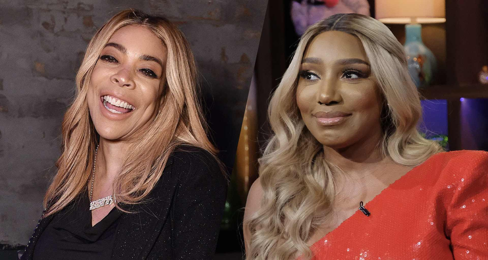 Nene Leakes Explains Why Kandi Burruss Has A Problem With Her -- Also Reveals Wendy Williams Has Been Ignoring Her