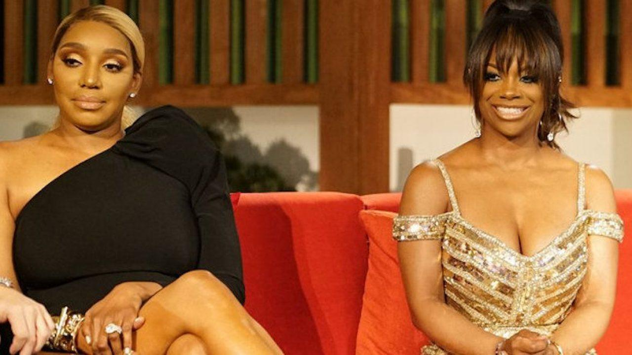 Kandi Burruss Is Not Here For Nene Leakes Saying She's Started Therapy After RHOA Reunion