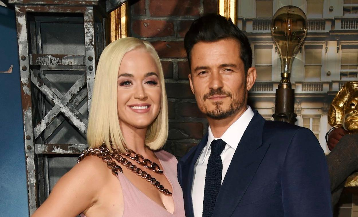 Katy Perry Admits She's Surprised Orlando Bloom Is Still With Her Despite Testing His Patience During Quarantine!