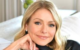 Kelly Ripa's Silver Roots Are Showing And Some Think She Should Go Gray