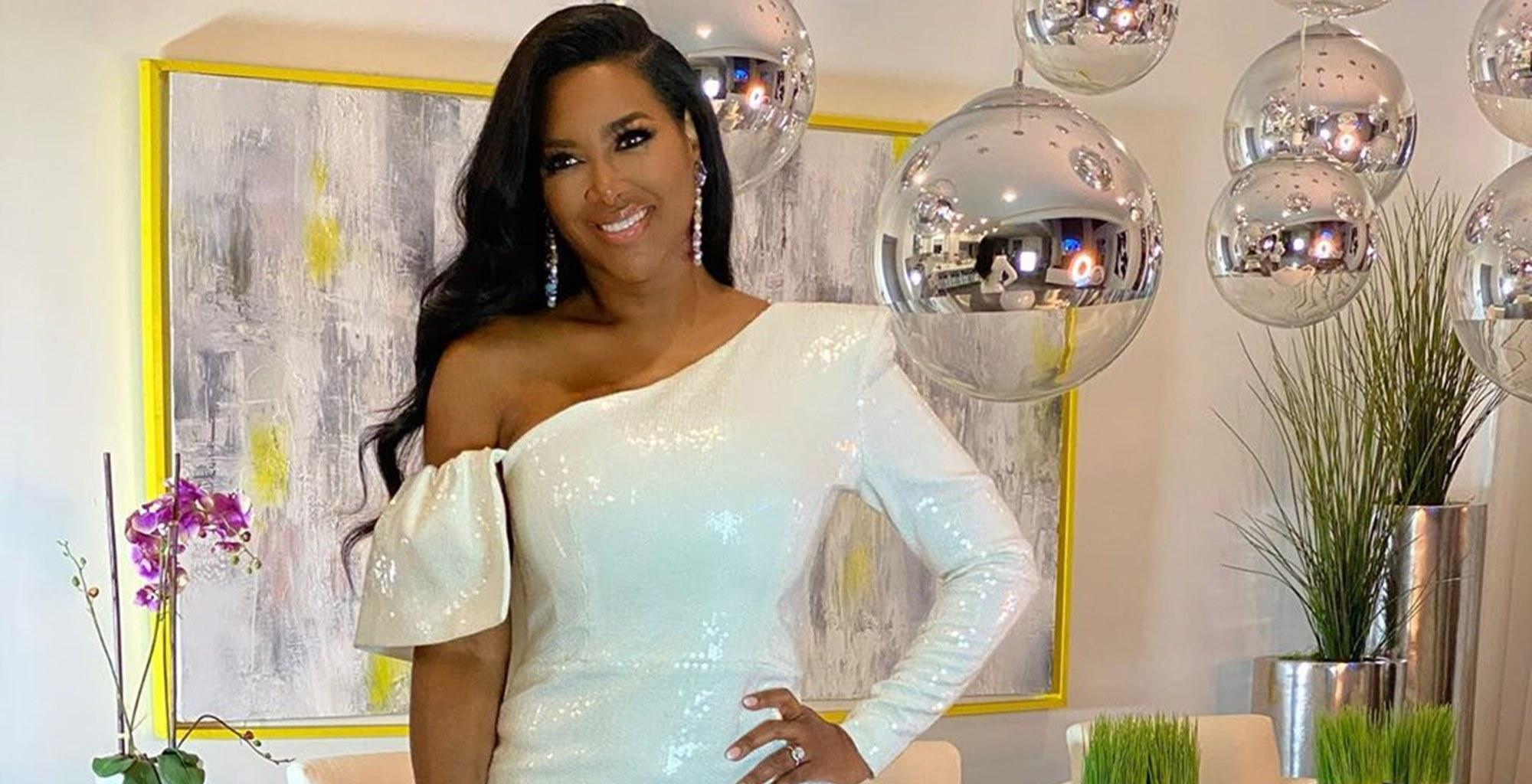 Kenya Moore Makes Huge Announcement About Daughter Brooklyn Daly's Future With Breathtaking Photo