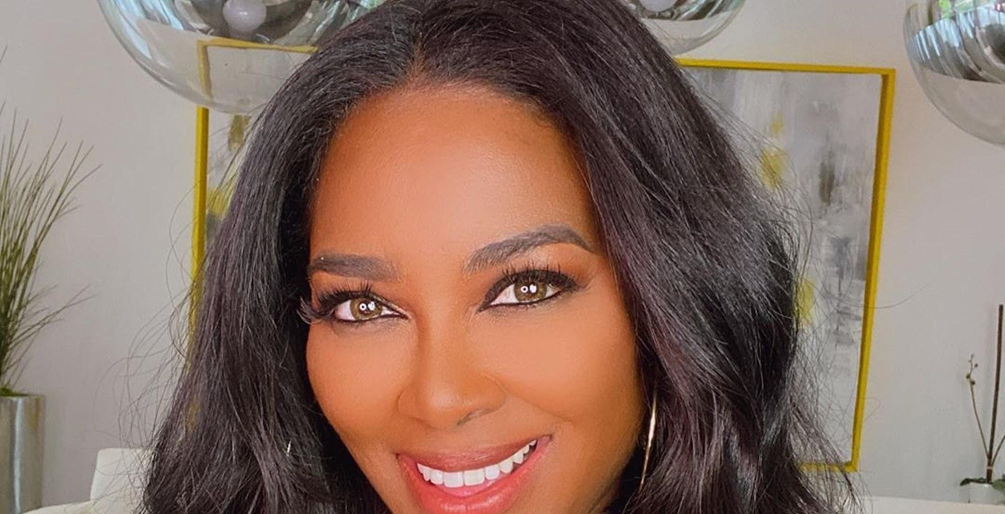 Kenya Moore's Latest Photo And Message Has Her Fans Saying That If Marc Daly Doesn't Get His Act Together, He's A 'Loser'