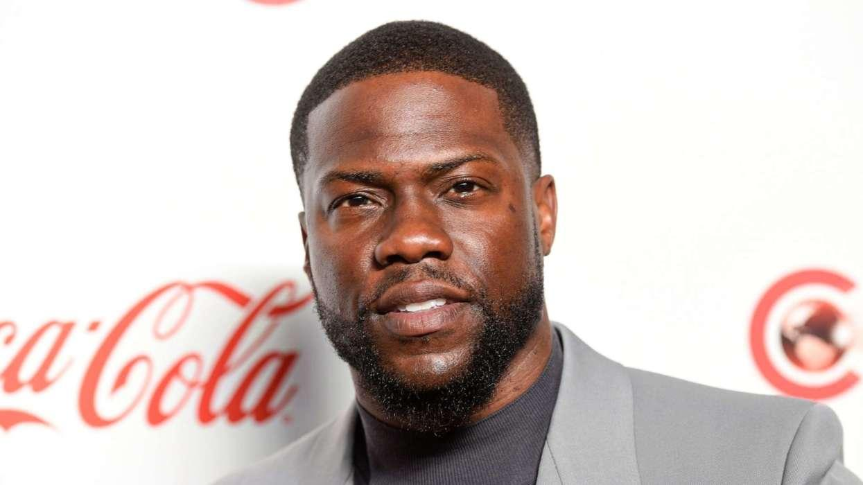 Kevin Hart Says It's About To Get Much 'Louder' Following 4th Baby Announcement