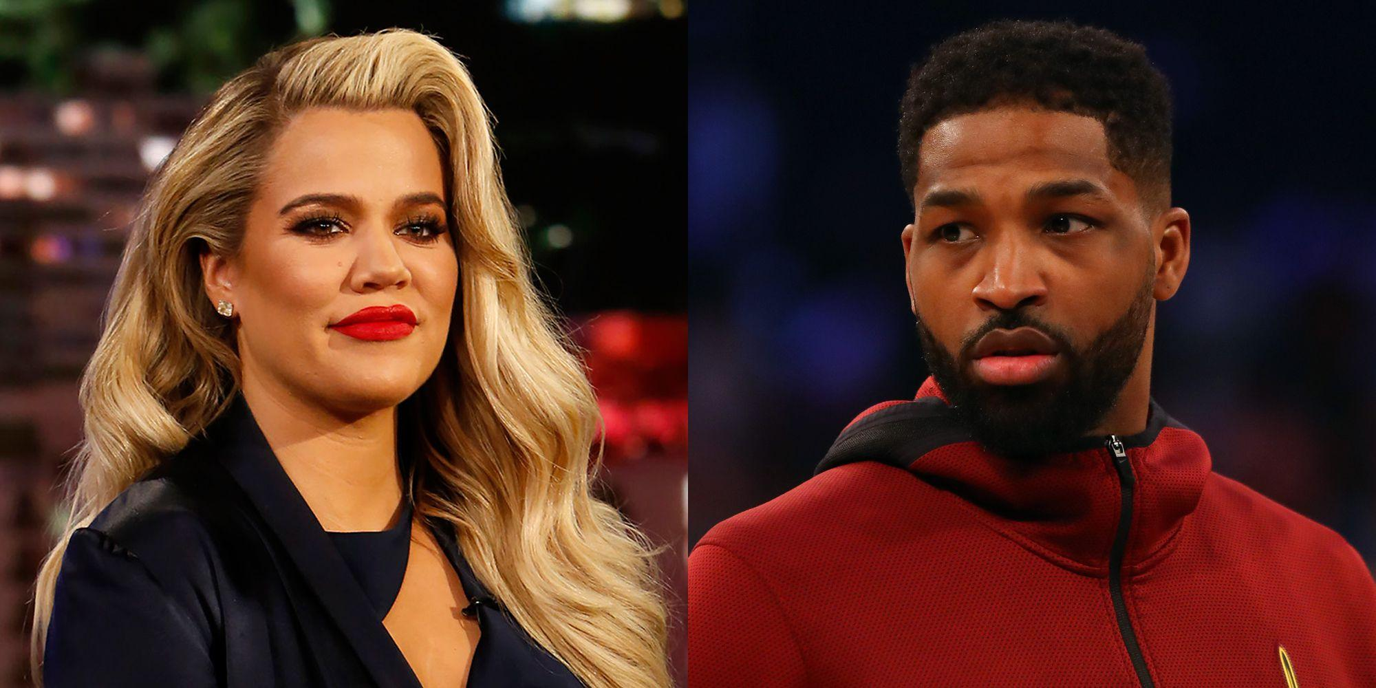 Khloe Kardashian Slams Pregnancy Rumors As Tristan Thompson Is Accused Of Fathering A Child With Another Woman