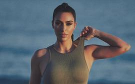 Kim Kardashian Loses Her Shirt In New KKW Campaign