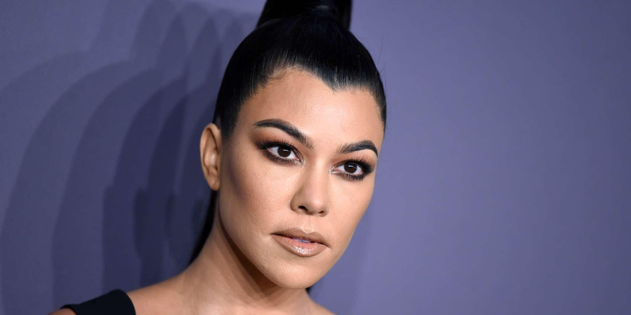KUWK: Kourtney Kardashian Says She Loves Her Curvier Body After Putting On A Bit Of Weight In Quarantine - 'I'm Proud Of It!'