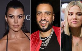 KUWK: Here's How Khloe Kardashian Reacted To Her Ex French Montana Flirting With Her Sister Kourtney!