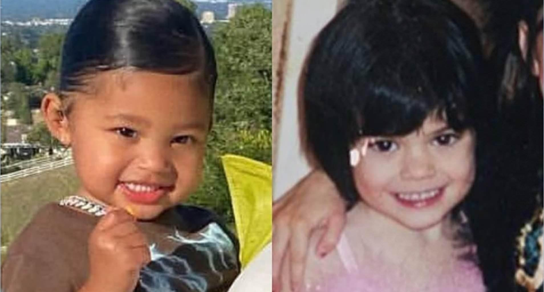 KUWK: Kylie Jenner And Daughter Stormi Have The Same Toothy Smile In Side By Side Pics!