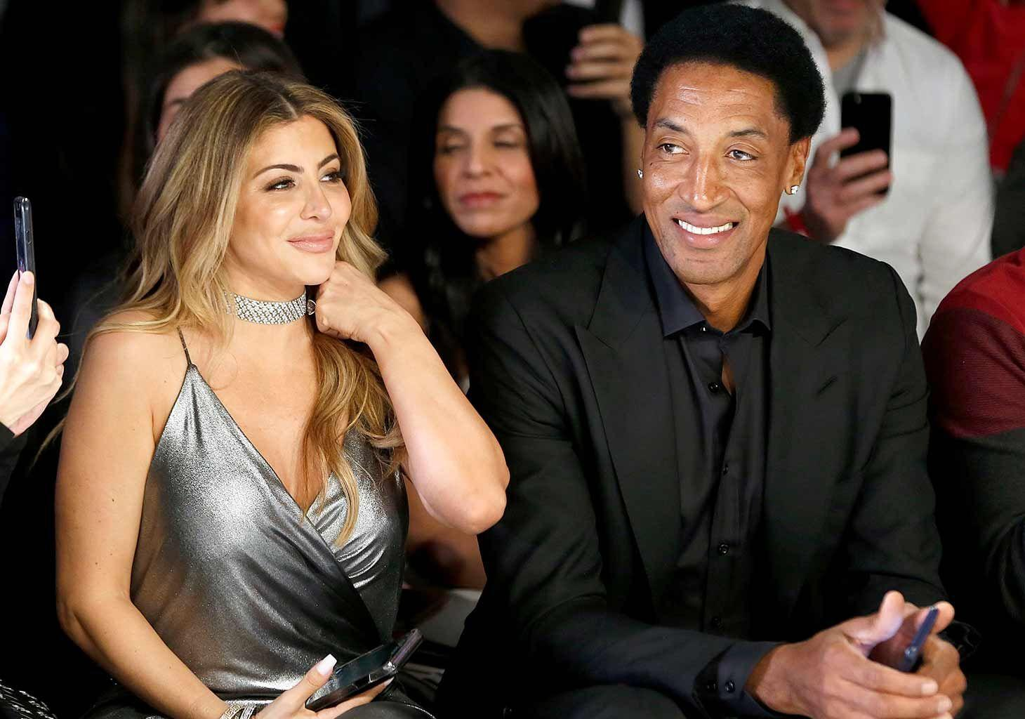 Larsa Pippen Responds To The Accusations She Cheated On Scottie!