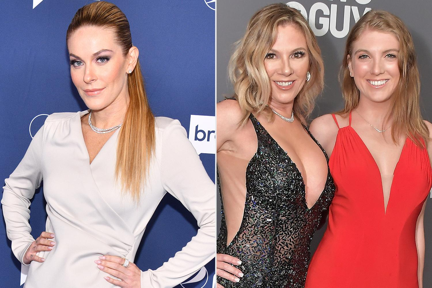 Ramona Singer's Daughter Goes At It With New RHONY Star Leah McSweeney