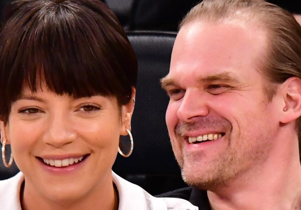 Lily Allen And David Harbour Spark Engagement Rumors With New Instagram Post