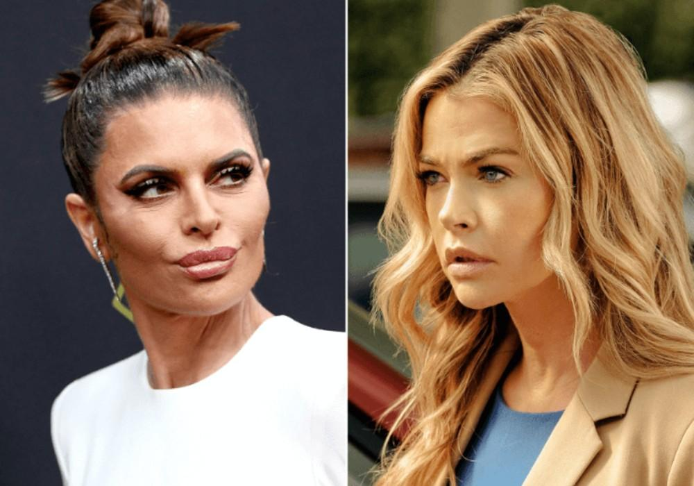 Lisa Rinna Doesn't Believe Denise Richards Will Attend The RHOBH Reunion