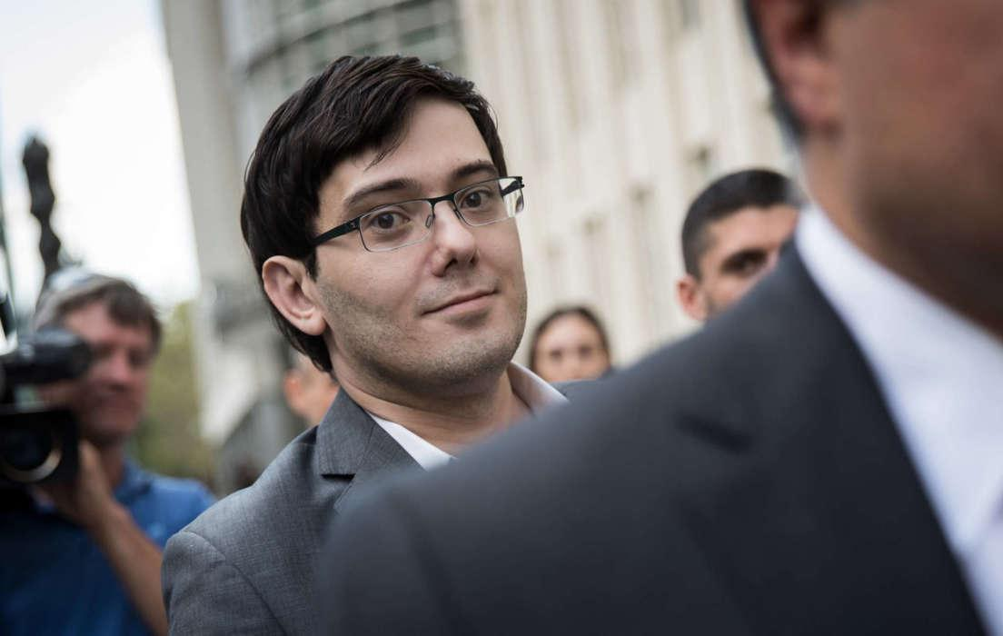Judge Denies Martin Shkreli's Request For Prison Release To Find COVID-19 Vaccine