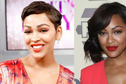 Meagan Good Makes An Unexpected Comment About Reports She Has Been Bleaching Her Skin
