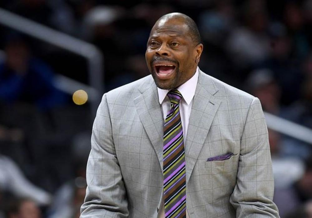 New York Knicks Hall-Of-Famer Patrick Ewing Hospitalized Due To COVID-19