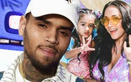 Chris Brown's Daughter, Royalty Is Twining With Her Mom, Nia Guzman In Matching Swimsuits - Haters Criticized Nia For Dressing Her Daughter Inappropriately For Her Age