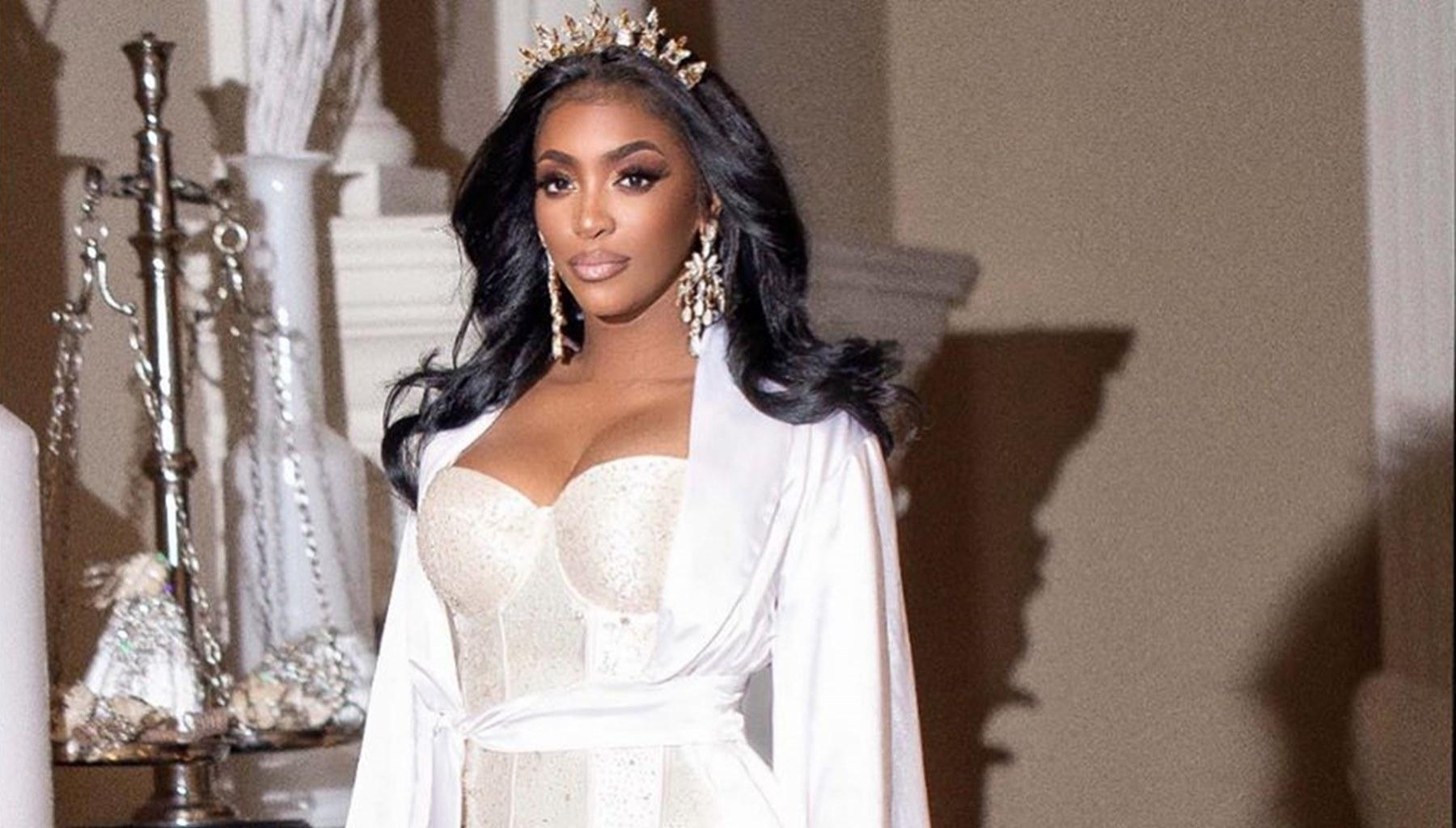 Porsha Williams Has Deleted All Her Instagram Pictures With Fiancé Dennis McKinley For This Reason According To Fans