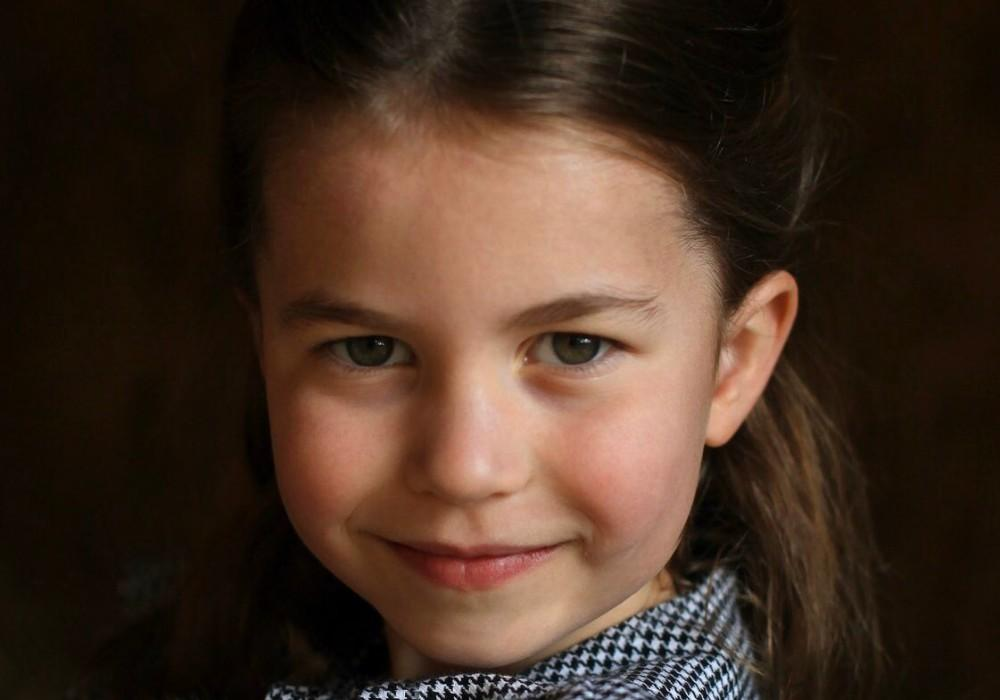 Princess Charlotte Turns 5 As Kensington Palace Celebrates The Occasion With Five New Photos