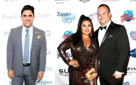 Shahs: MJ And Tommy Feight Expose Reza Farahan For Attempting To Extort Them -- Reveals The Real Reason Why Reza Will Never Divorce Adam Neely