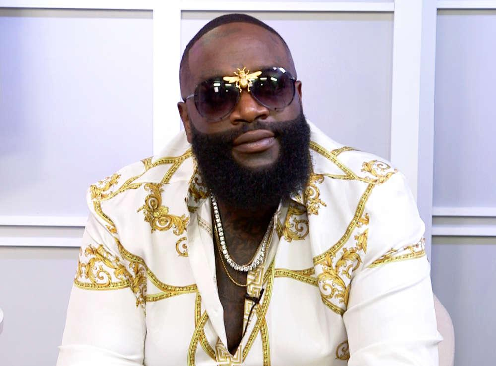 Rick Ross Speaks Out Against 50 Cent Amid Their Ongoing Legal Battle