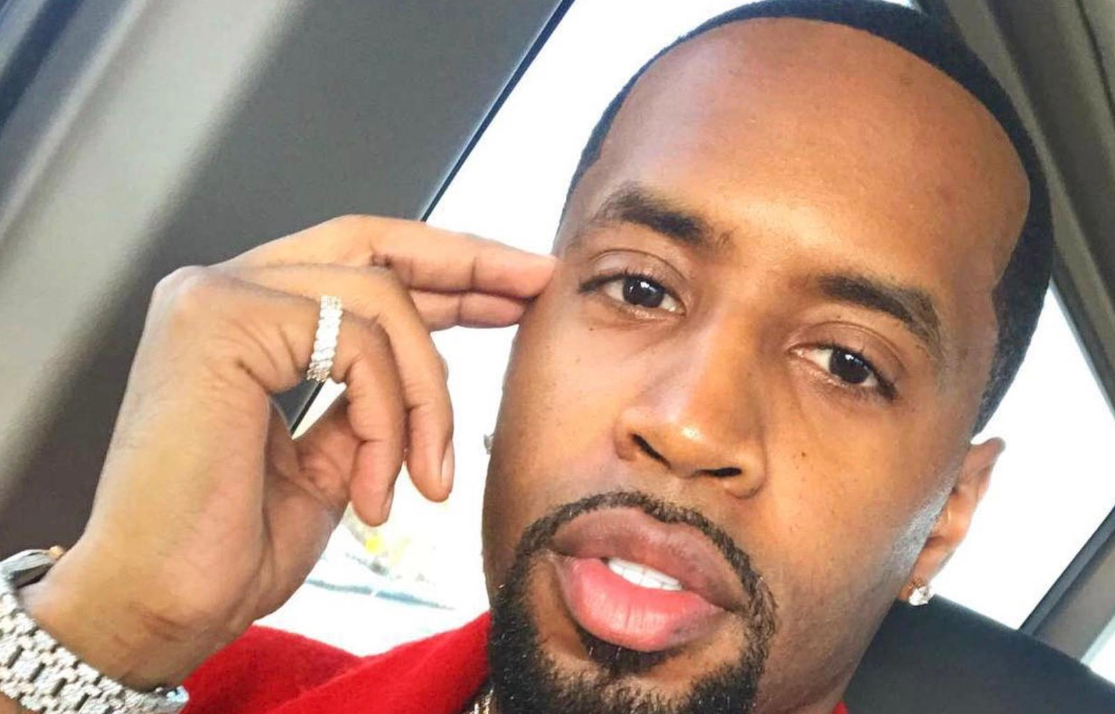 Safaree Posts New Video Showing George Floyd In Custody And The Police 'Beating The Sh*t Out Of Him'