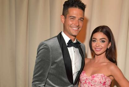 Sarah Hyland And Wells Adams Admit They Have 'No Wedding Plans' - Here's Why!