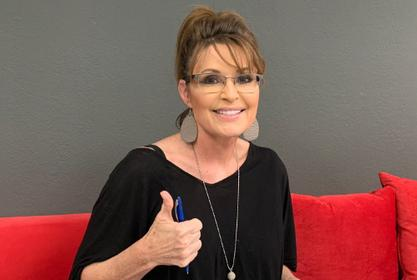 Sarah Palin Says Performing On The Masked Singer Was A 'Walking Middle Finger To The Haters'