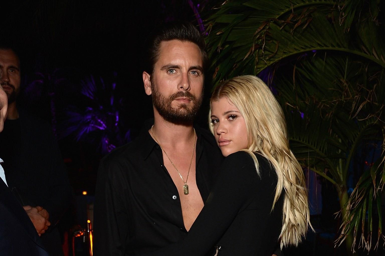 Scott Disick And Sofia Richie Officially Broken Up -- She's Moved Out!