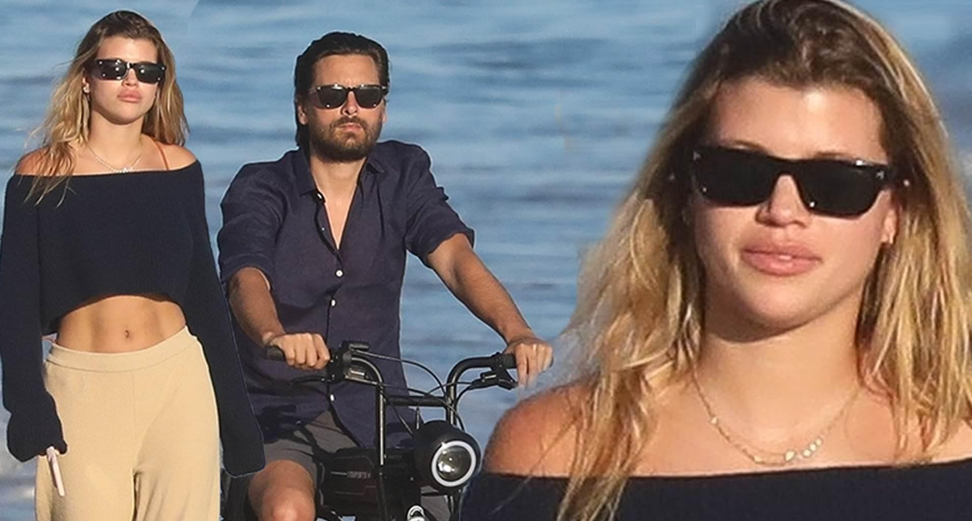 Sofia Richie Talked About Scott Disick Age Difference And Knowing The Kardashian Family Just Before Split