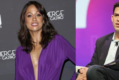 'Clueless' Actress Stacey Dash Announces Split From Her Fourth Husband, Lawyer Jeffrey Marty -- Social Media Mercilessly Dunks On Her